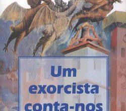 Livro de Gabriele Amorth intitulado
