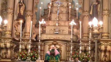 Missa Pontifical celebrando os 10 anos da Missa Tridentina na Capela Santa Luzia em SP